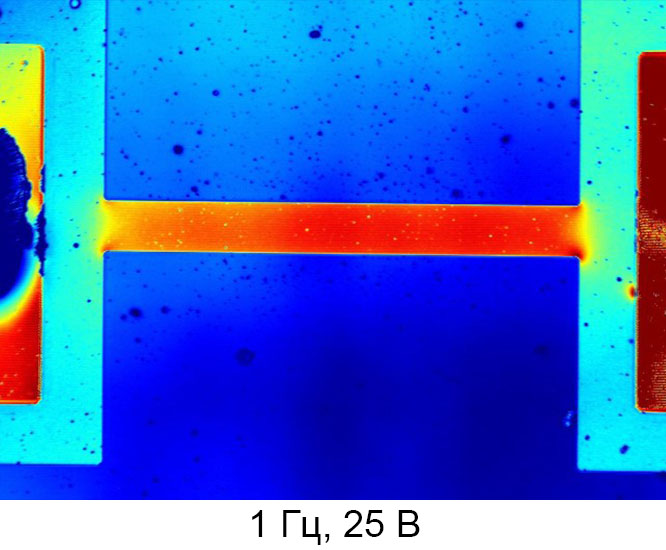 thermal reflectance imaging technique